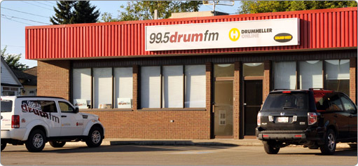 Drumheller - Golden West Broadcasting