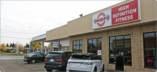 Edmonton - HDF High Definition Fitness (Clareview)