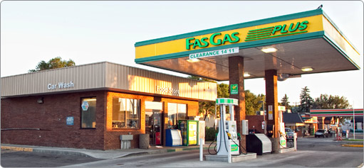 Edmonton - Fas Gas Plus (Calgary Trail)