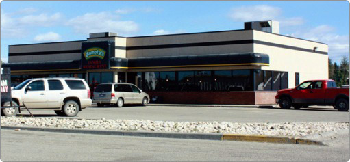 Whitecourt - Humpty's Family Restaurant